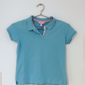 Lilly pulitzer size 12 girls polo